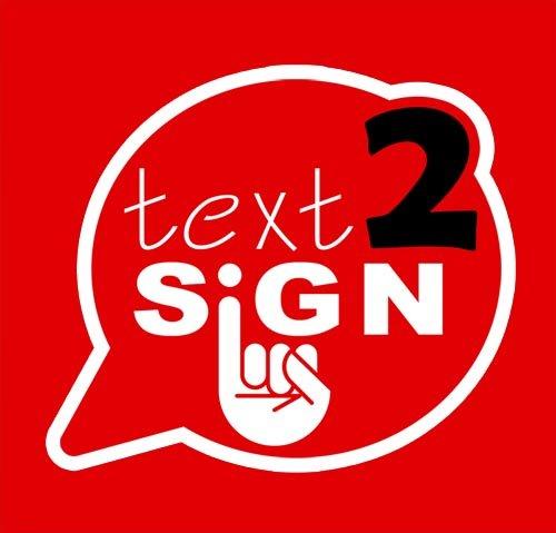 Text2Sign - Plataforma web de traducción de texto a lengua de signos