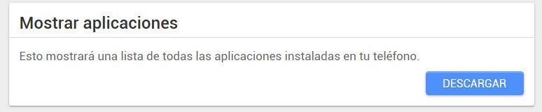 android lost aplicaciones telefono