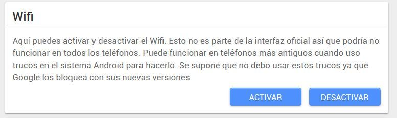 android lost wifi