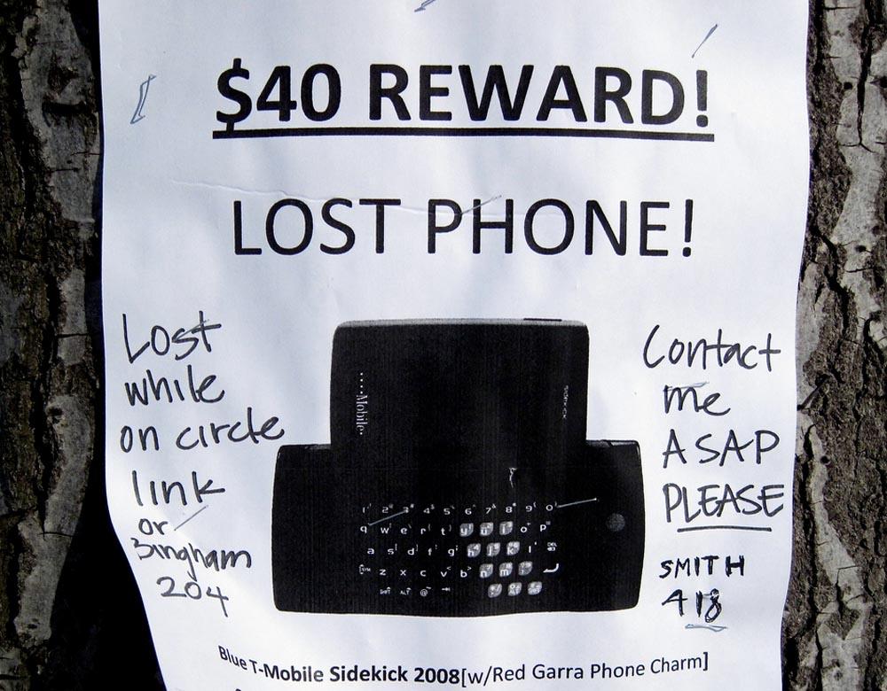localizar android perdido android lost