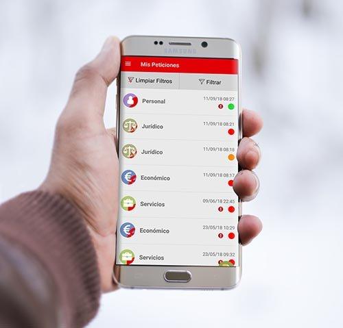APP Android Text2sign - Desarrollo nativo Android